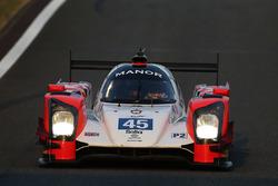 #45 Manor Oreca 05 Nissan: Tor Graves, Roberto Gonzalez, Mathias Beche