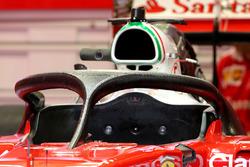 Halo 2 am Ferrari SF16-H