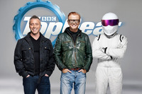 General Photos - Matt LeBlanc joins Top Gear