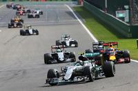 Formula 1 Photos - Nico Rosberg, Mercedes AMG F1 W07 Hybrid