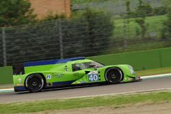#40 Krohn Racing Ligier JS P2 - Nissan: Nic Jonsson, Bjorn Wirdheim, Olivier Pla