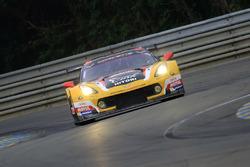 #50 Larbre Competition Chevrolet Corvette C7-R: Yutaka Yamagishi, Pierre Ragues, Jean-Philippe Belloc, Nick Catsburg