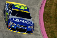 NASCAR Sprint Cup Photos - Jimmie Johnson, Hendrick Motorsports Chevrolet