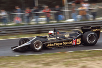 Formula 1 Photos - Mario Andretti, Lotus 79 Ford