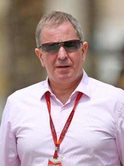 Martin Brundle, Sky Sports Commentator