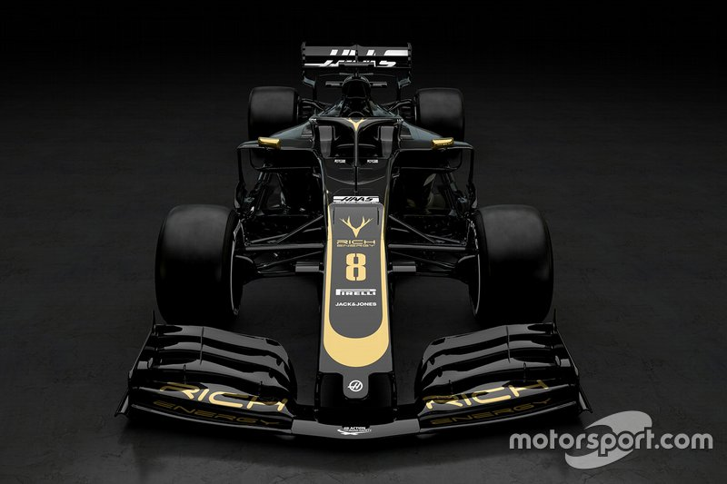 Haas F1 Team dévoile sa monoplace 2019