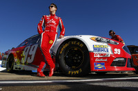 NASCAR Sprint Cup Photos - Ryan Reed, Roush Fenway Racing Ford