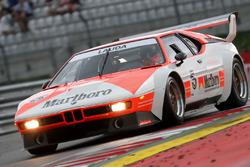 BMW M1 Procar legends race with Niki Lauda