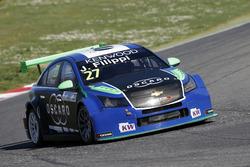 John Filippi, Campos Racing Chevrolet RML Cruze TC1