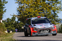 WRC Photos - Daniel Sordo, Marc Marti, Hyundai i20 WRC, Hyundai Motorsport