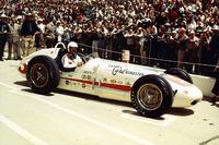 IndyCar Photos - Race winner Rodger Ward