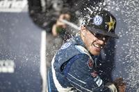 Global Rallycross Photos - First place Scott Speed, Volkswagen