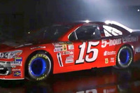 NASCAR Sprint-Cup Fotos - Throwback-Design von Clint Bowyer, HScott Motorsports, Chevrolet