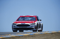 NASCAR Sprint Cup Photos - Ryan Blaney, Wood Brothers Racing Ford