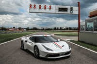 Automotive Photos - Ferrari 458 MM Speciale