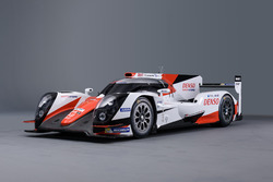 New livery for the Toyota LMP1 car