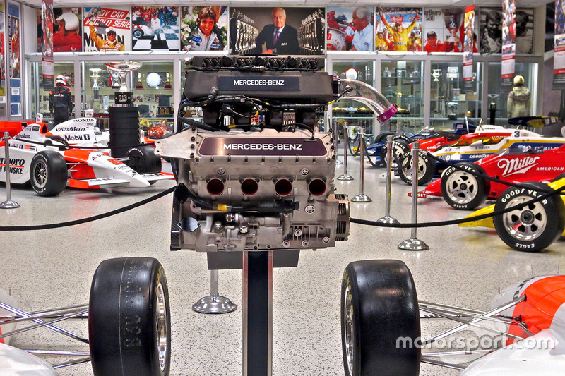 Winning Penske Indy 500 entries
