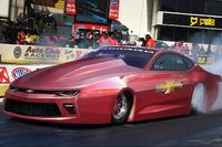 NHRA Fotoğraflar - 6. Jenerasyon Chevrolet Pro Stock Camaro SS