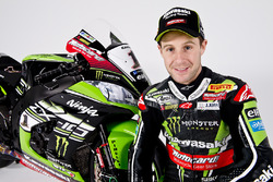 Jonathan Rea with the Kawasaki Ninja ZX-10R