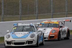 Peter Boylan, Porsche 991 Cup