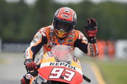 Third place Marc Marquez, Repsol Honda Team