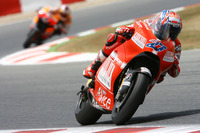 MotoGP Photos - Casey Stoner, Ducati Team