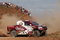 Ралли-рейды Фото - Нассер Аль-Аттия и Мэтью Бомель, Toyota Hilux