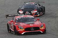 Blancpain Sprint Photos - #88 AKKA ASP Mercedes AMG GT3: Tristan Vautier, Felix Rosenqvist
