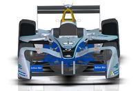 Formel E Fotos - Neuer Frontflügel der Formel E