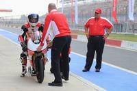 Moto3 Photos - Danny Webb, Mahindra MGP3O