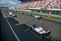 Formula 4 Photos - Atmosphere on the starting grid