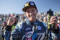Global Rallycross Photos - Winner Scott Speed, Andretti Autosport Volkswagen