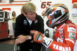 Wayne Rainey and Loris Capirossi, Yamaha