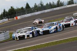 #26 Sainteloc Racing Audi R8 LMS GT3: Christopher Haase, Mike Parisy