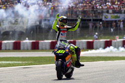 Winner Valentino Rossi, Honda Team