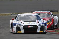 #25 Sainteloc Racing Audi R8 LMS GT3: Romain Monti, Edward Sandström