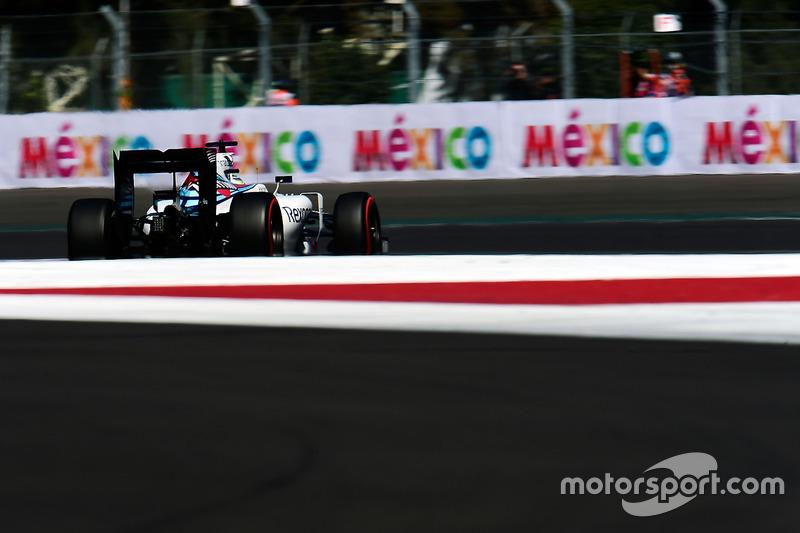 9: Felipe Massa, Williams FW38