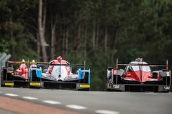 #37 SMP Racing BR01 Nissan: Vitaly Petrov, Viktor Shaytar, Kirill Ladygin, #46 Thiriet by TDS Racing Oreca 05 Nissan: Pierre Thiriet, Mathias Beche, Ryo Hirakawa