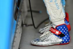 Shoes of Danica Patrick, Stewart-Haas Racing Chevrolet