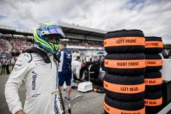 Felipe Massa, Williams on the grid