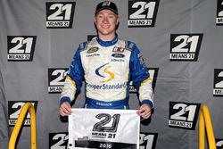 Polesitter Tyler Reddick, Brad Keselowski Racing Ford