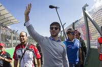 NASCAR Mexico Fotos - Daniel Suárez Grand Marshall de la carrera