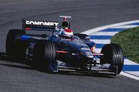 Formula 1 Photos - Esteban Tuero, Minardi 198 Ford