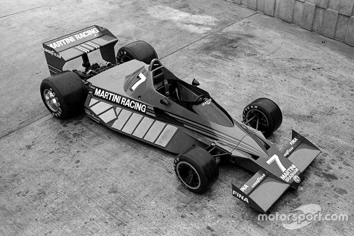 Brabham BT46, the brainchild of Gordon Murray, Brabham Designer