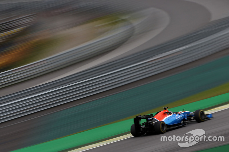 19: Pascal Wehrlein, Manor Racing MRT05