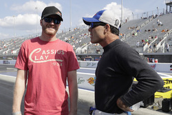 Dale Earnhardt Jr., Ron Capps