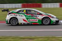 WTCC Photos - Tiago Monteiro, Honda Racing Team JAS