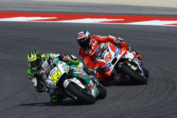 Cal Crutchlow, Team LCR Honda, Michele Pirro, Ducati Team