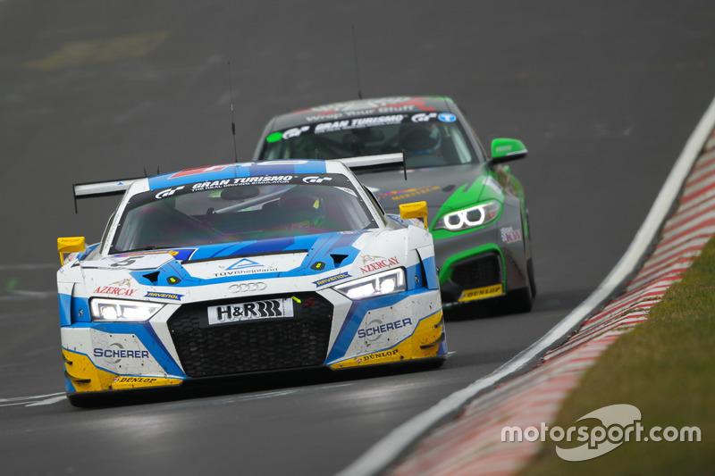 VLN 1: #5 Phoenix Racing, Audi R8 LMS