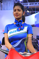 Automotive Photos - Lovely Suzuki girl